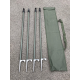 Hide Poles (Pack of Four) case not included